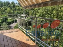 balcone con vista panoramica